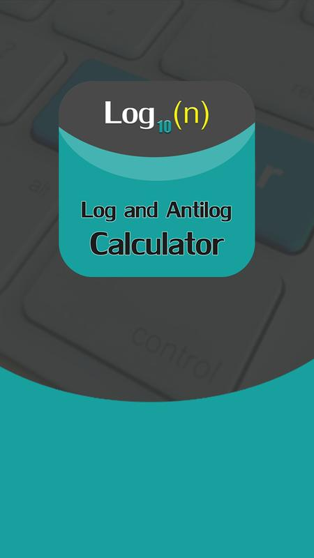 Calculate logarithm using log table: log and antilog calculation.