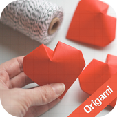 How to Make Origami Love icon