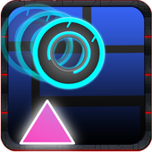 Classic Geometry Bounce icon