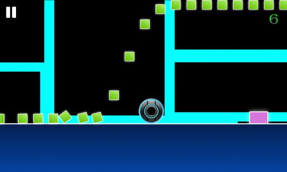 Classic Geometry Bounce apk screenshot