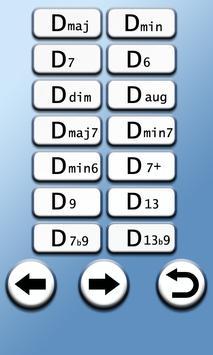 Learn Advanced Guitar Chords apk screenshot