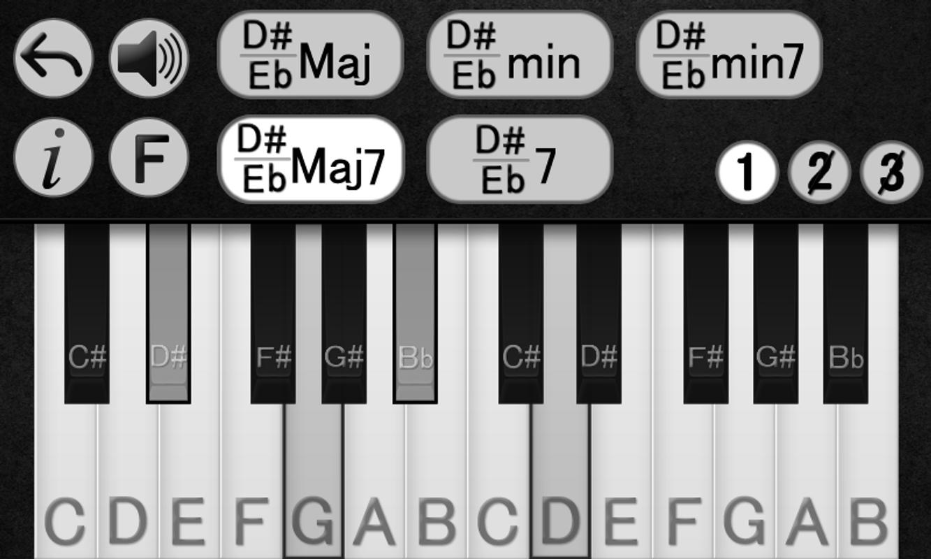 Learn Piano Chords Apk Download Free Education App For Android
