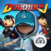 Install free Game Puzzle android antagonis BoBoiBoy: Power Spheres