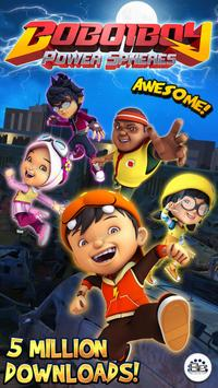 BoBoiBoy: Power Spheres poster