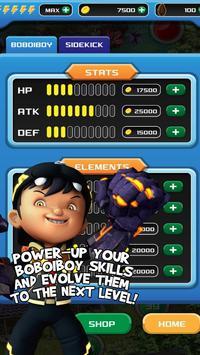 BoBoiBoy: Power Spheres screenshot 4