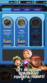 BoBoiBoy: Power Spheres screenshot 5
