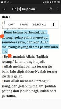 Alkitab Indonesia screenshot 4