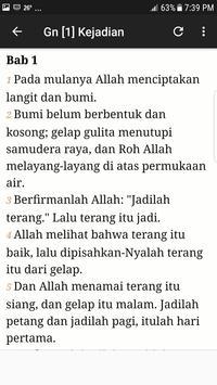 Alkitab Indonesia screenshot 5