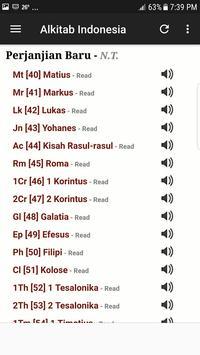 Alkitab Indonesia screenshot 1