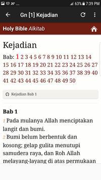 Alkitab Indonesia screenshot 3