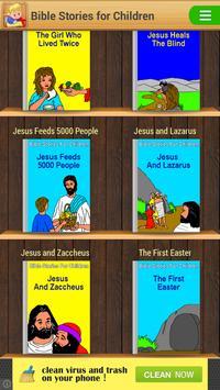 Bible Stories for Children apk screenshot