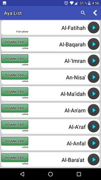 Quran Listen Online screenshot 2