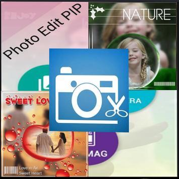 Photo Editor PIP poster