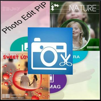 Photo Editor PIP screenshot 3
