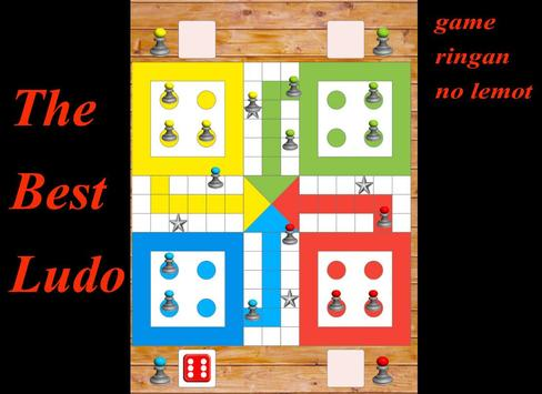 the best ludo poster