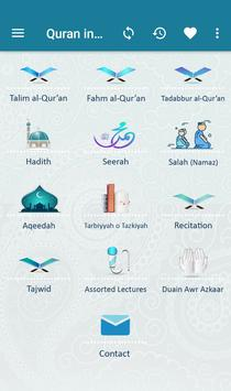 Quran in Hand poster