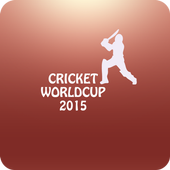 Cricket Worldcup 2015 icon