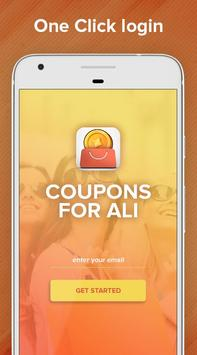 Free Coupons for AliExpress – Get Gift Cards poster