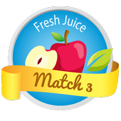 Fresh Juice Match 3 icon