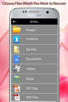 Recover Deleted All Files, Free Wifi 2018 screenshot 4