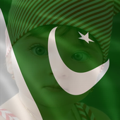 Pak Flag on Face icon