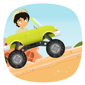Ali Baba Monster truck temple icon