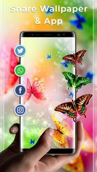 Butterfly Free Live Wallpaper screenshot 3