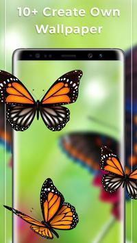 Butterfly Free Live Wallpaper screenshot 1