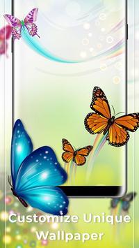 Butterfly Free Live Wallpaper screenshot 2