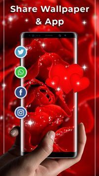 Romantic Free live wallpaper screenshot 3