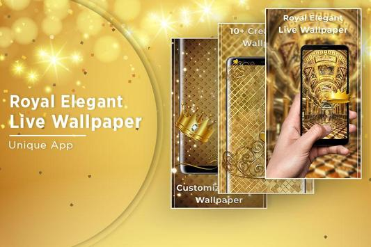 Royal Elegant Free live wallpaper screenshot 4