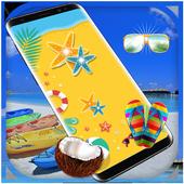 Sunny Beach Free live wallpaper icon