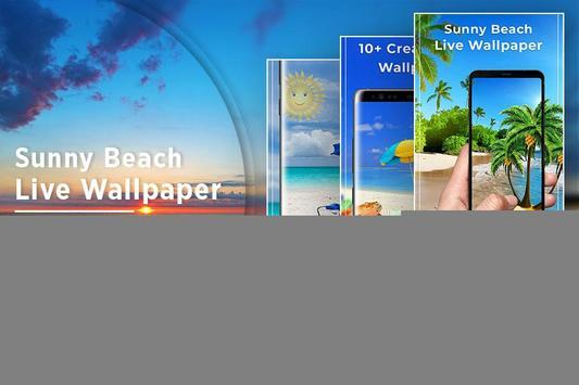 Sunny Beach Free live wallpaper screenshot 4