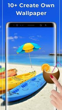 Sunny Beach Free live wallpaper screenshot 1