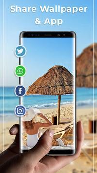Sunny Beach Free live wallpaper screenshot 3