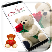 Teddy Bear Free Live Wallpaper icon