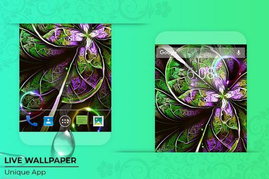 Colorful Magic Free Live Wallpaper apk screenshot