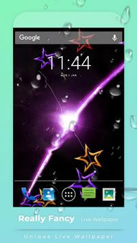 Really Fancy Live Wallpaper poster