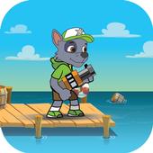 Paw Adventure Patrol Games 2 icon