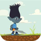 Trolls Adventure Poppy Games icon