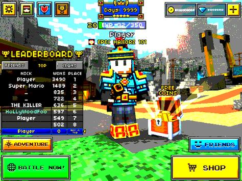 Guide For Pixel Gun 3D free apk screenshot
