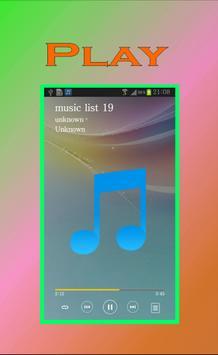 Nacho - Bailame (Remix) Mp3 apk screenshot