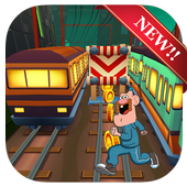 Alfie adventure grandpa run icon