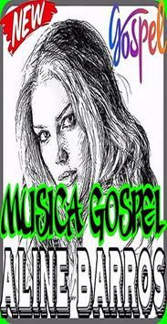 Aline Barros Musica Gospel Affiche