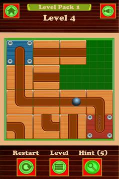Roll Ball Go 2018 - Puzzle Game apk screenshot