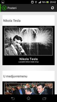 Vukajlija - posteri, reakcije apk screenshot