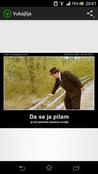 Vukajlija - posteri, reakcije poster