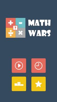 Math Wars - Operations poster