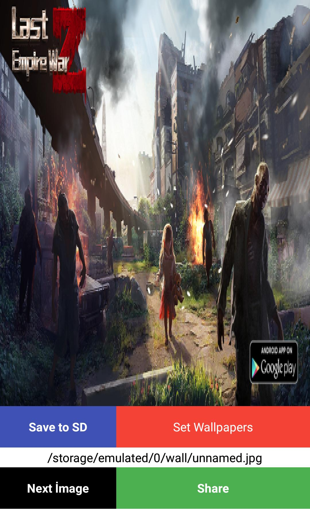 Last Empire-War Z Wallpapers for Android - APK Download