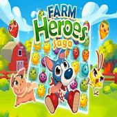 Farm Heroes Saga Wallpaper icon